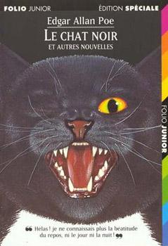 Le chat noir et autres nouvelles edgar allan poe fiche for Adaptation chat nouvelle maison