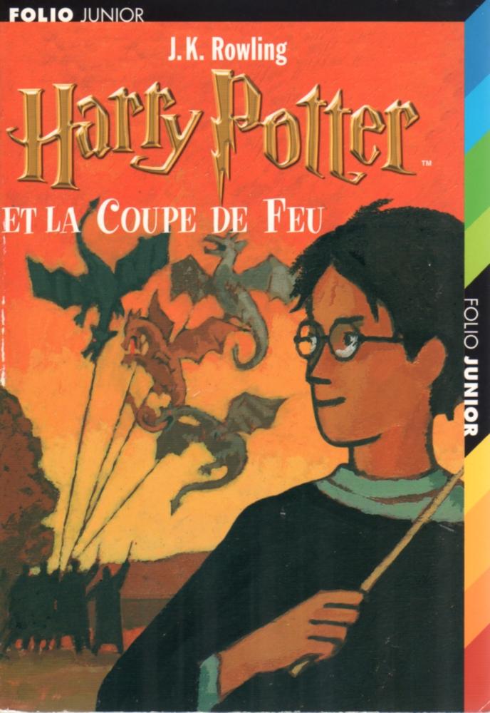 Harry potter et la coupe de feu j k rowling fiche - Regarder harry potter et la coupe de feu ...