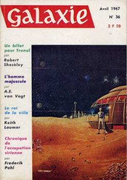 Galaxie (2ème série) n° 36