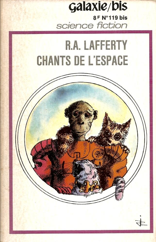 Chants de l'espace-R. A. Lafferty