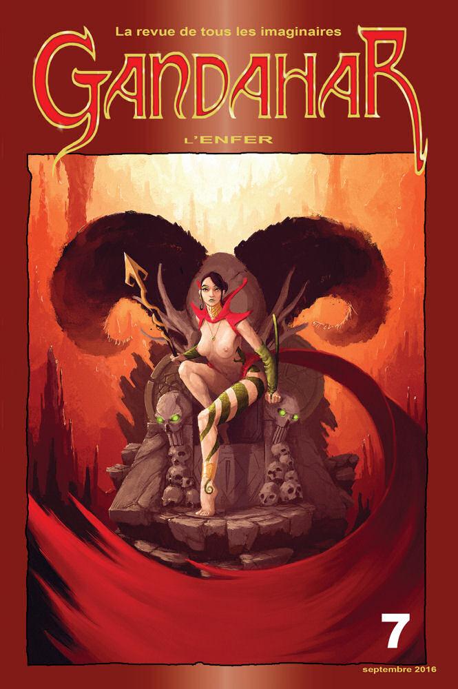 Gandahar n° 7 : L'enfer