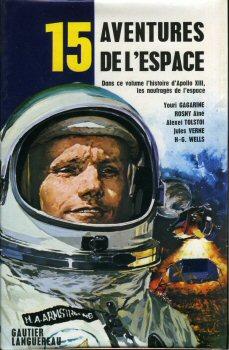 15 aventures de l'espace