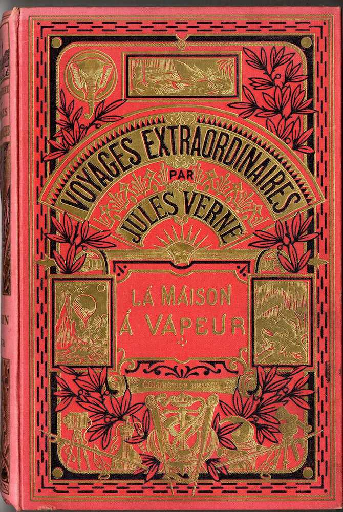 La Maison A Vapeur Jules Verne Fiche Livre Critiques