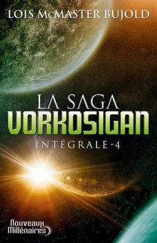 La Saga Vorkosigan - Intégrale - 4