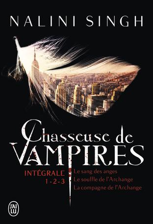 Chasseuse de vampires - Intégrale 1-2-3