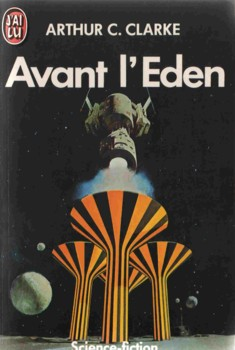 Couverture de Avant l'eden *** science-fiction