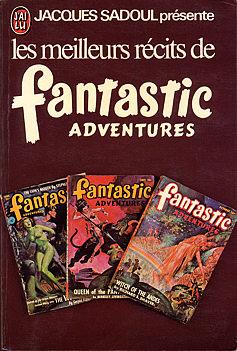 Les Meilleurs récits de Fantastic Adventures