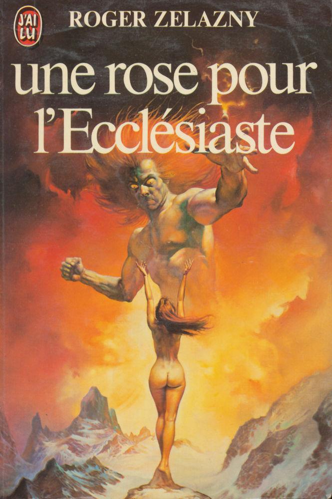 Une rose pour l'Ecclésiaste