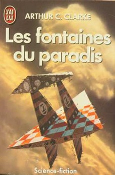 Couverture de Fontaines du paradis *** science-fiction (les)