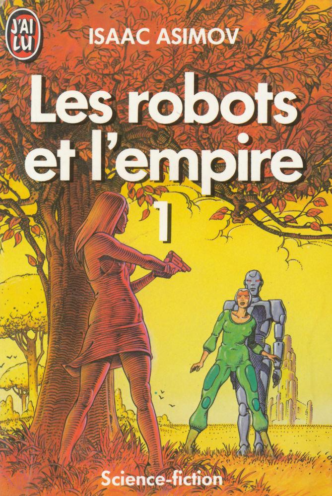 Les Robots et l'Empire - 1