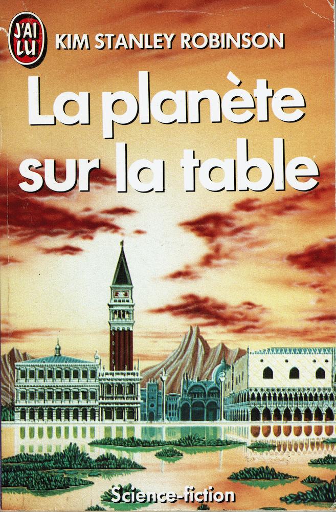 La Planète sur la table