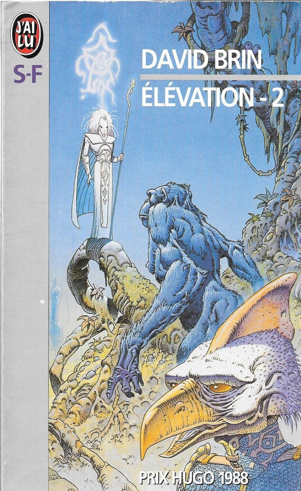Couverture de Élévation t.2