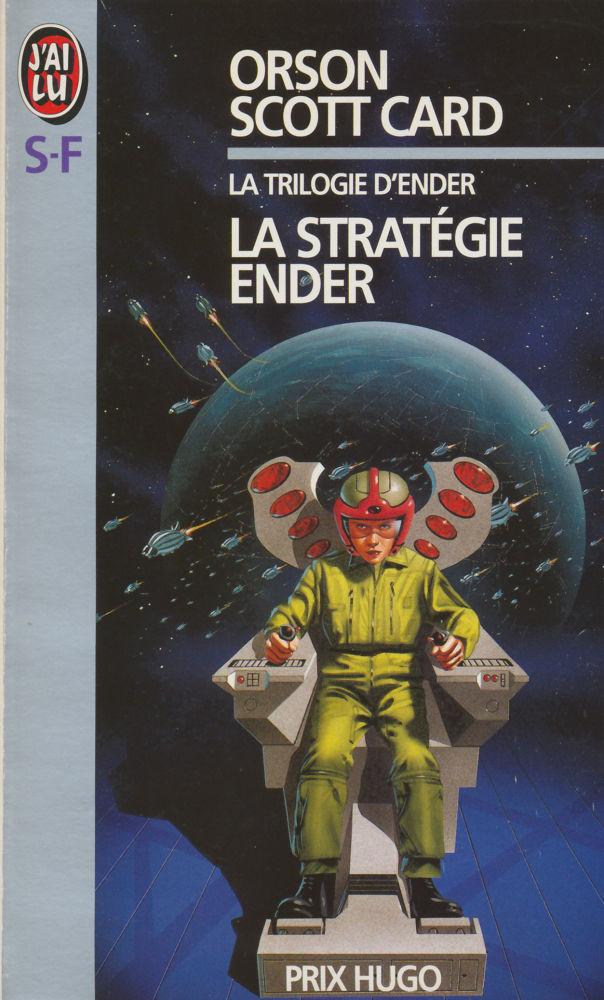 """Résultat de recherche d'images pour """"la stratégie ender livre"""""""