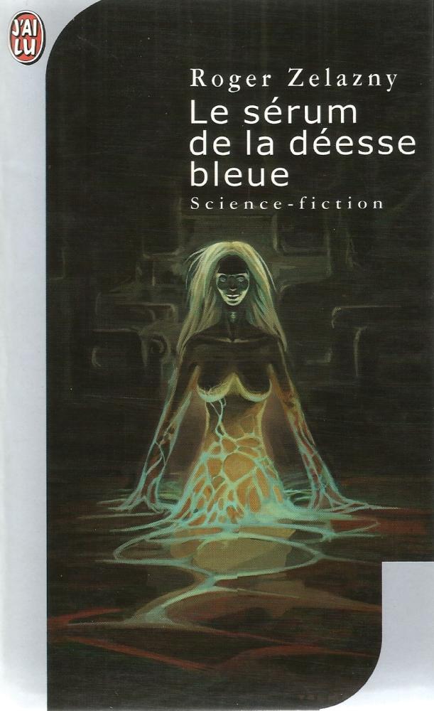 Le Sérum de la déesse bleue