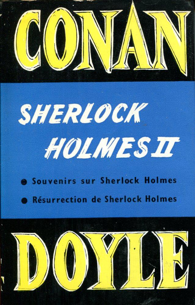 Sherlock Holmes II