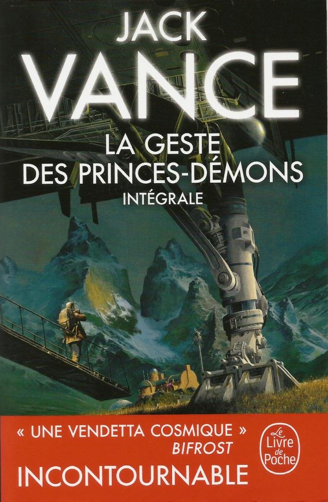La Geste des princes démons - Intégrale