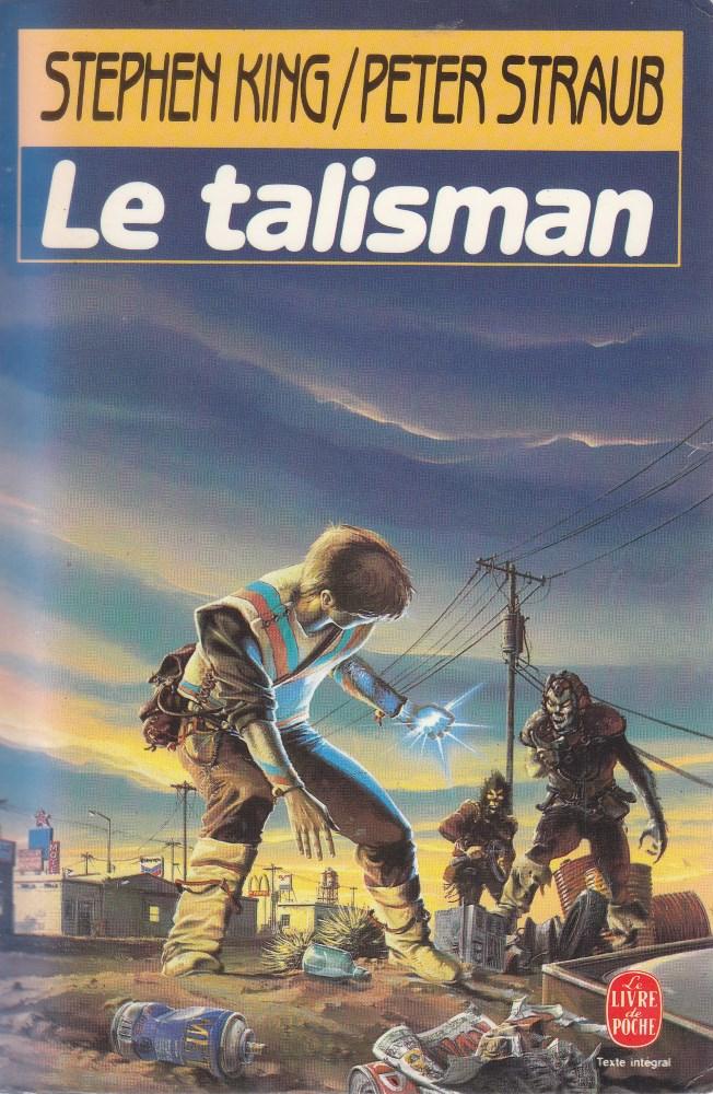 Le Talisman Stephen King Peter Straub Fiche Livre