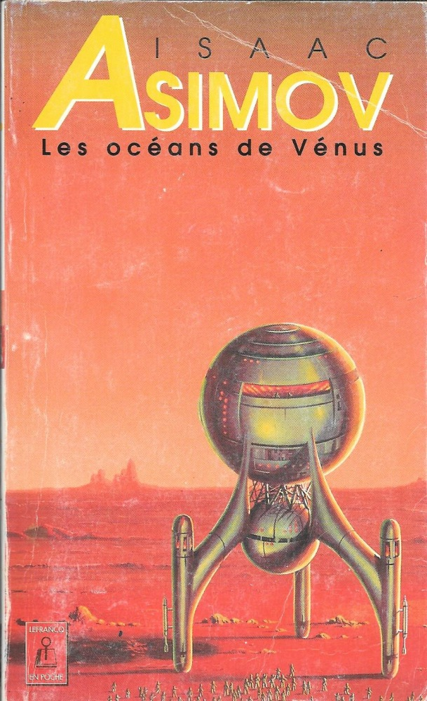 Les Océans de Vénus