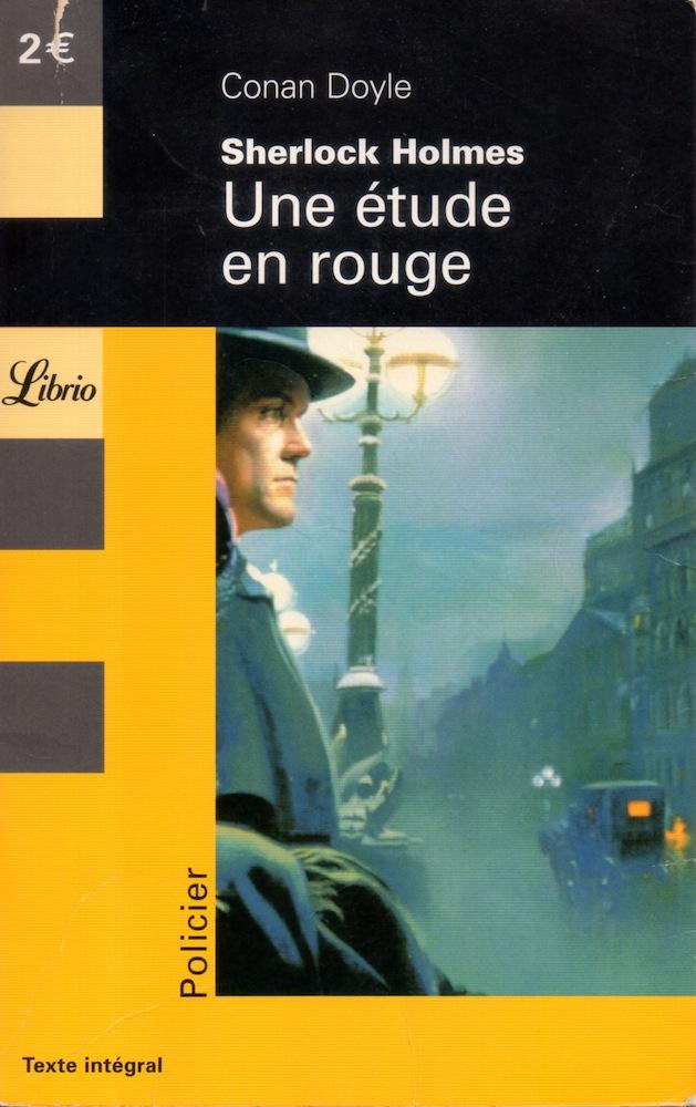 Sherlock Holmes - Une étude en rouge