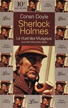 Sherlock Holmes - Le rituel des Musgrave