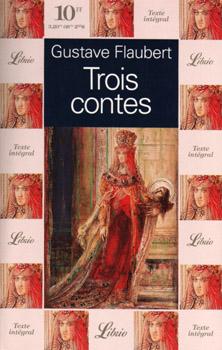 Trois Contes Flaubert Librio