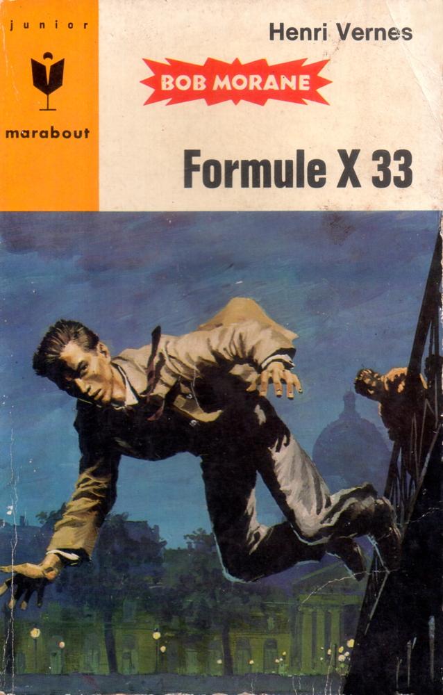 Formule X33