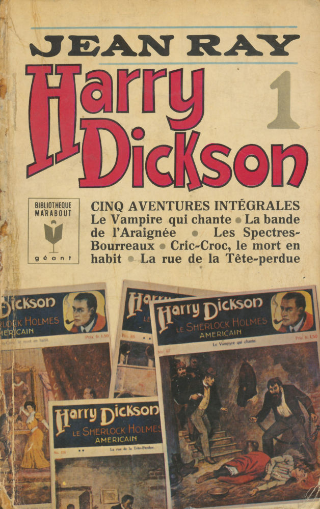 Harry Dickson 1