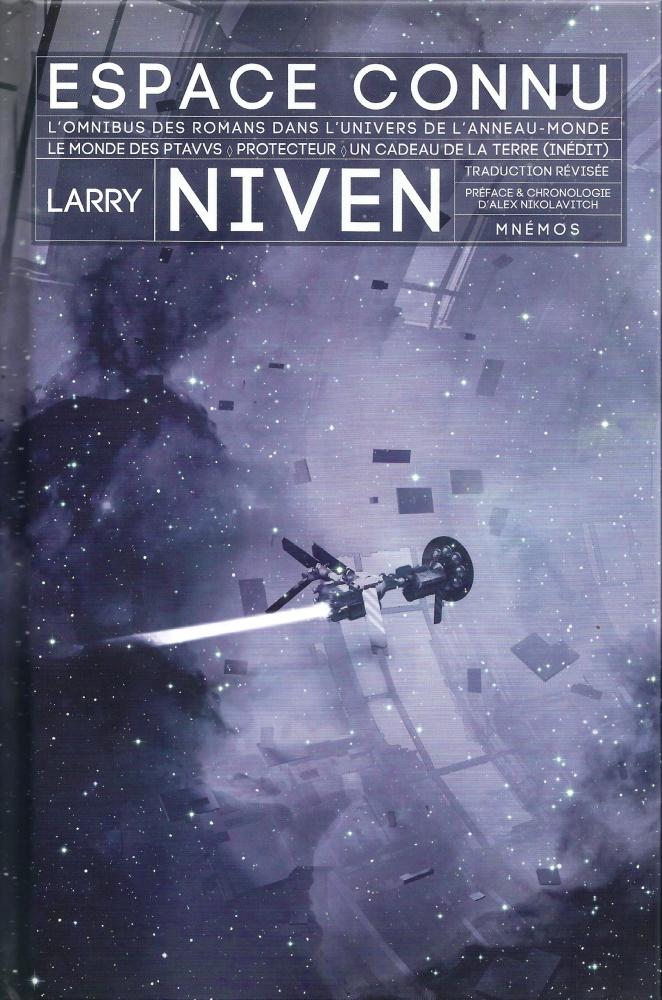 Espace Connu Larry Niven Fiche Livre Critiques