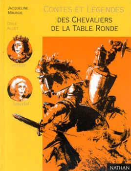 Contes et l gendes des chevaliers de la table ronde for Bonbon la table ronde