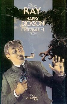 Harry Dickson l'intégrale - 1