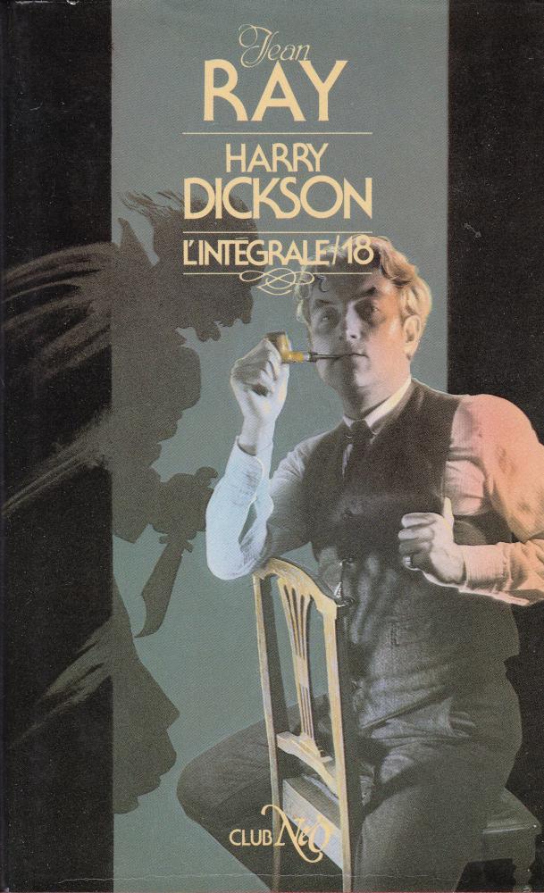 Harry Dickson l'intégrale - 18