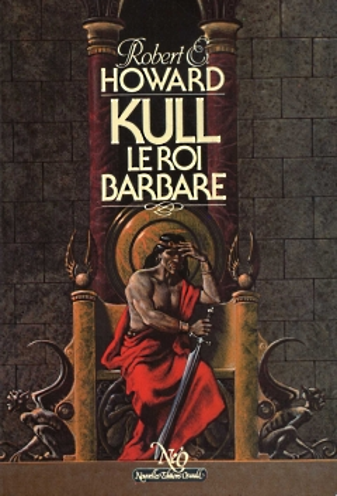 Kull, le roi barbare