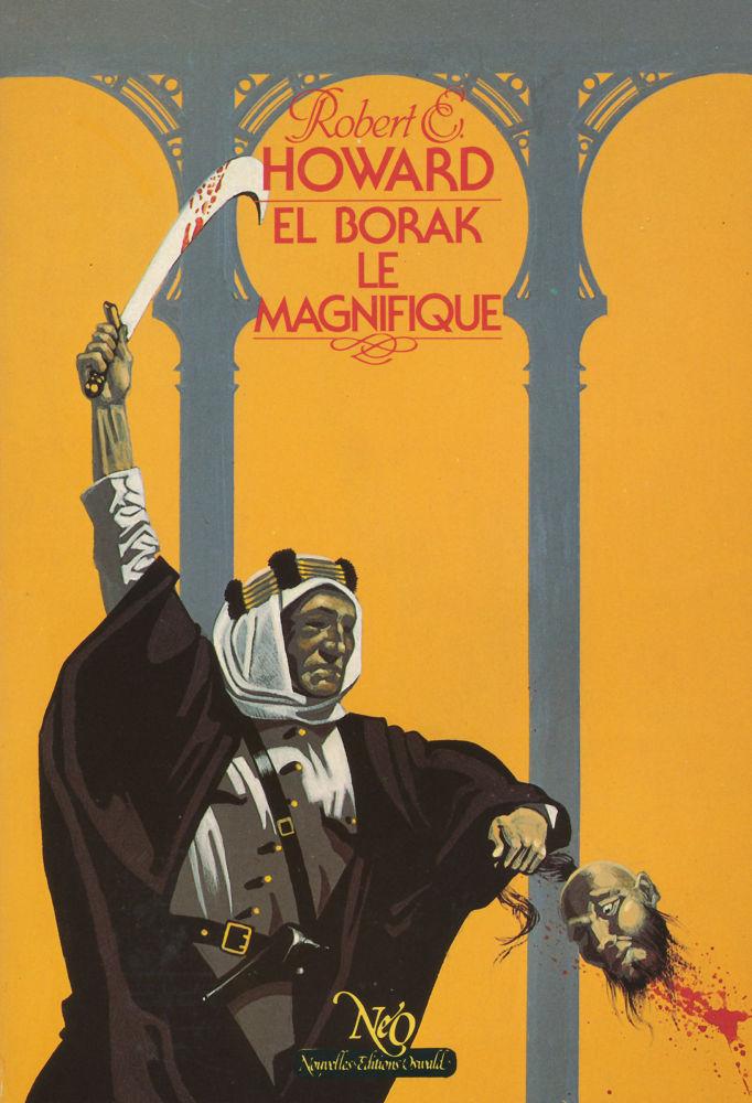 El Borak le magnifique