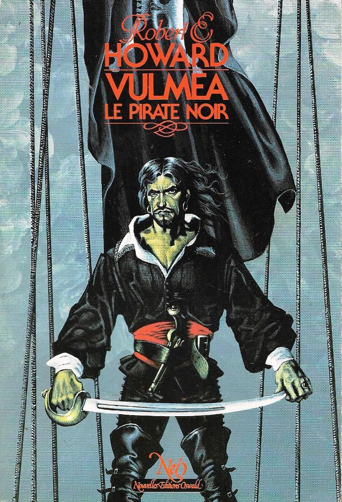 Vulmea, le pirate noir