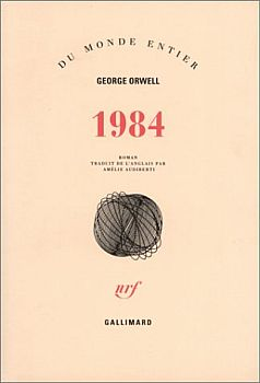 1984 George Orwell Fiche Livre Critiques Adaptations