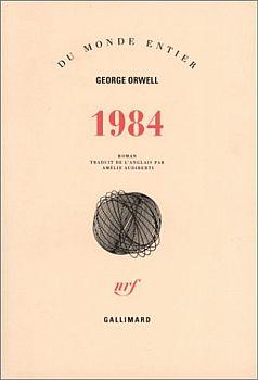 1984 George Orwell Fiche Livre Critiques Adaptations