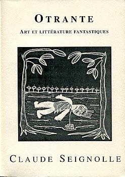 Otrante n° 10 : Claude Seignolle