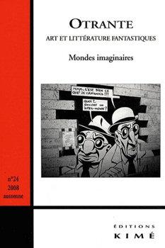 Otrante n° 24 : Mondes imaginaires