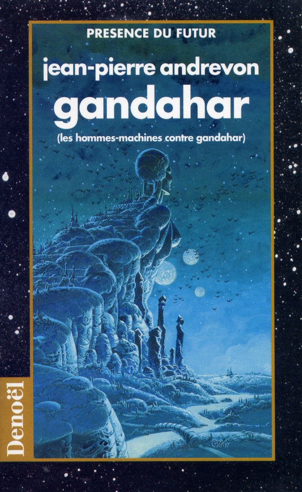 Gandahar (Les hommes-machines contre Gandahar)