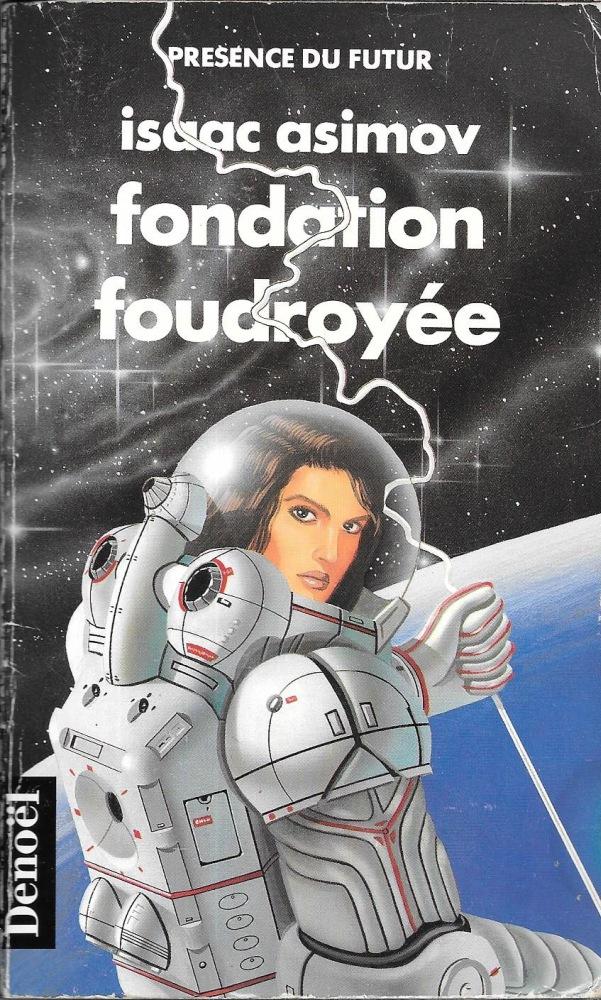 Couverture de Fondation foudroyee