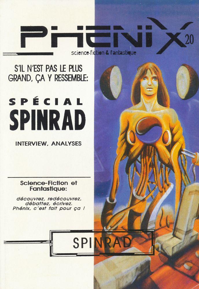 Phénix n° 20 : spécial Spinrad