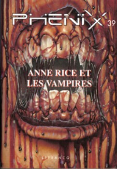 Phénix n° 39 : Anne Rice et les Vampires