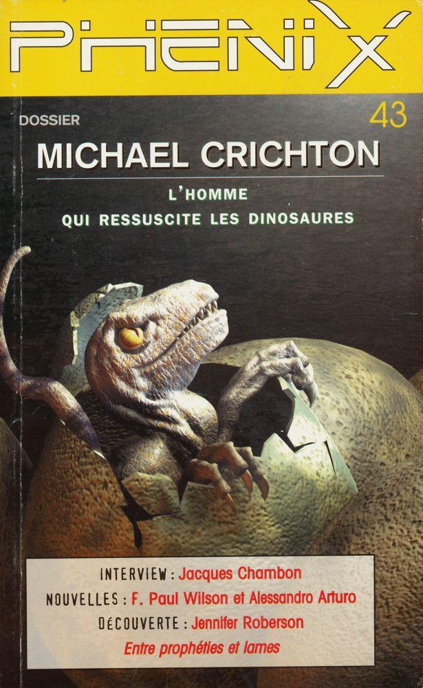 Phénix n° 43 : Michael Crichton