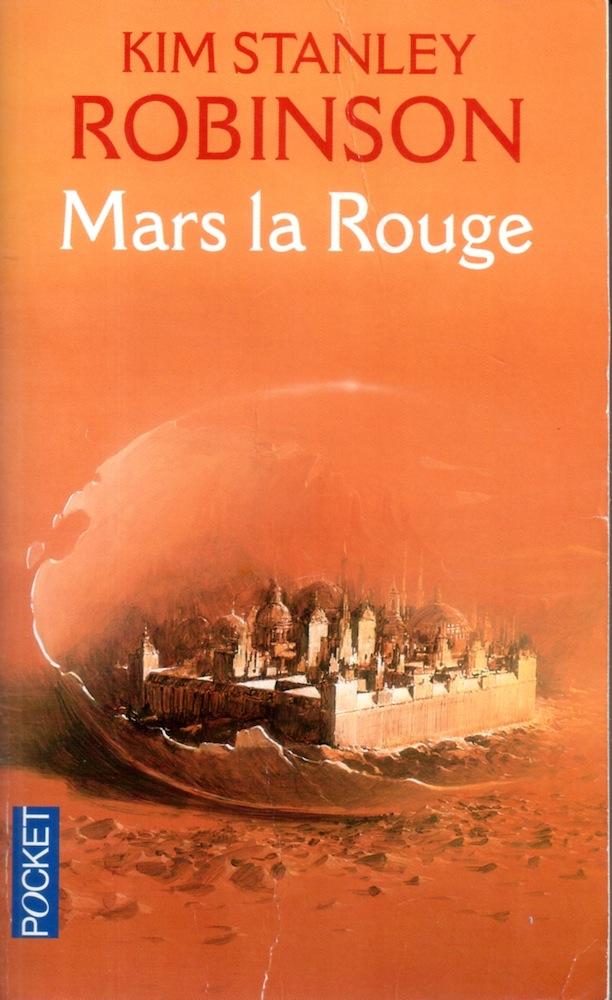 Mars la rouge