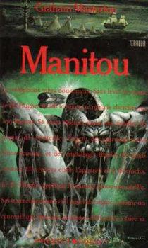 Masterton Graham - Manitou tome 1 Pocket09030-1990