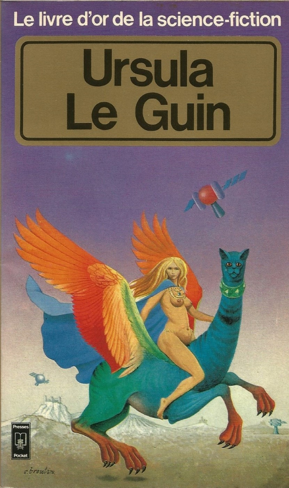 Le Livre d'Or de la science-fiction : Ursula Le Guin