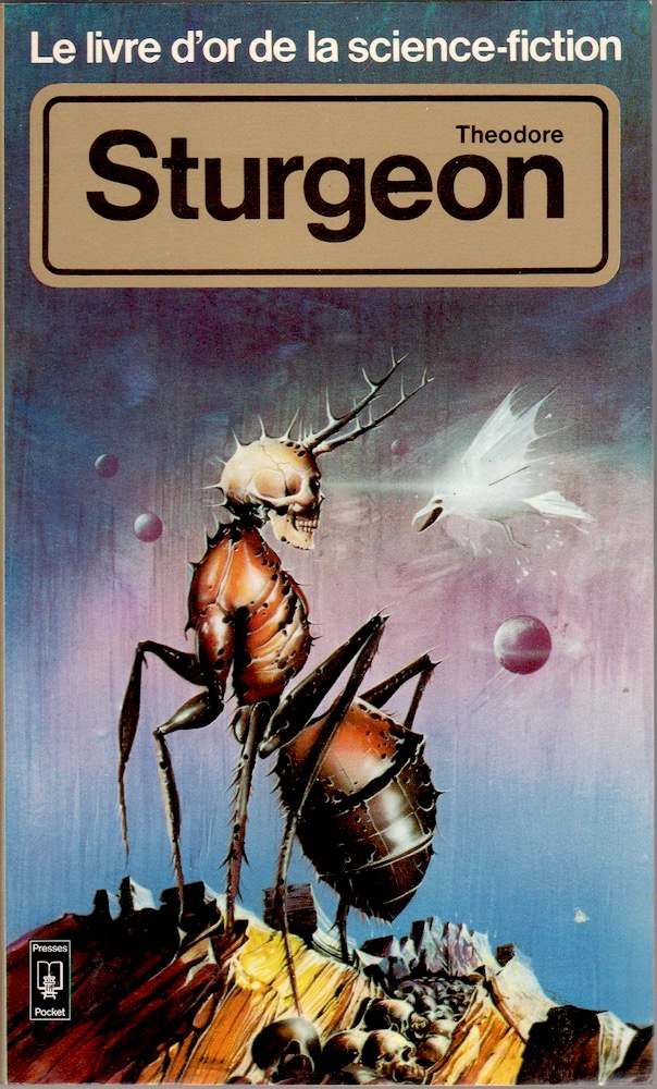 Le Livre d'Or de la science-fiction : Theodore Sturgeon