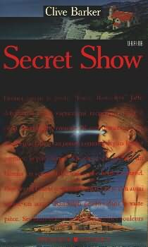 Couverture de Secret show