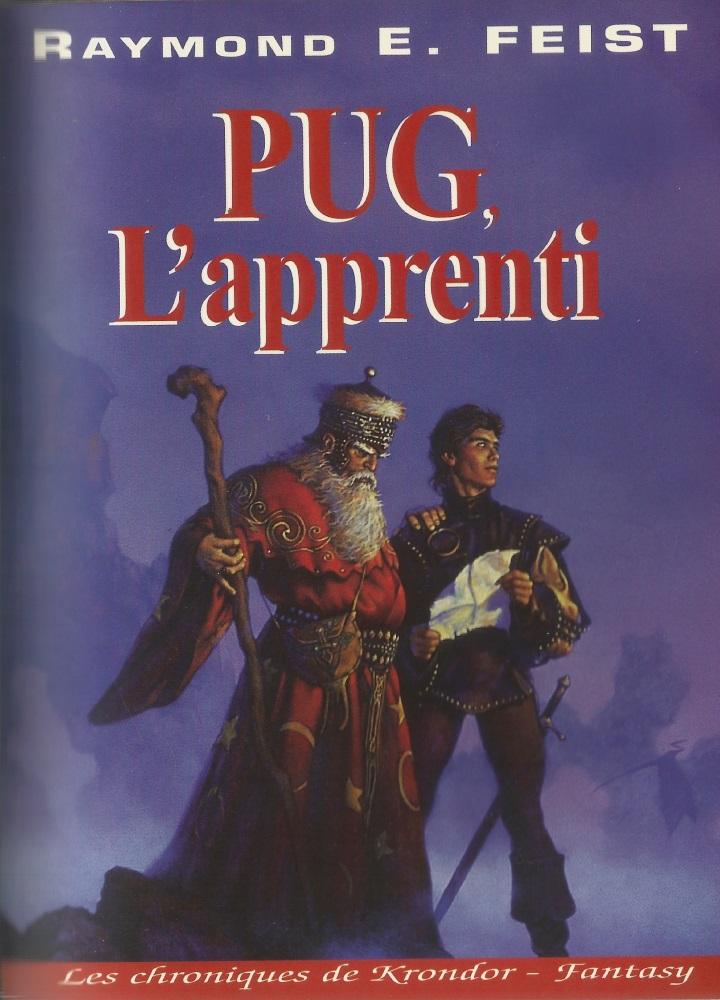 Pug L Apprenti Raymond Elias Feist Fiche Livre