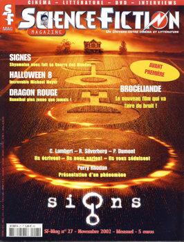Science-Fiction Magazine 27
